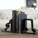 American Musical Notes Iron Bookend