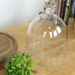 European Countryside Glass Jar