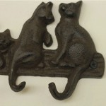American Six Cats Iron Hook