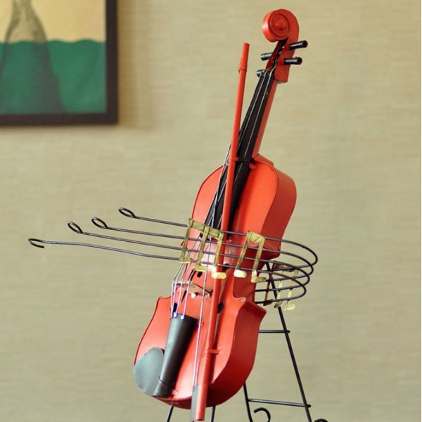 Stimulated Violin Iron Miniature