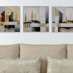 Landscape Abstract Art Oil Painting Set