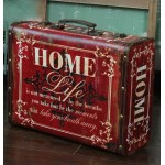 Retro Vivid Creative Suitcase
