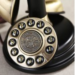 1919 Imperial Scepter Antiqued Telephone