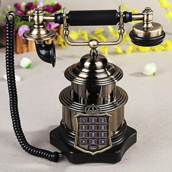 1949 Retro Antiqued Telephone