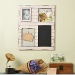 French Loft Style Photo Clip and Memo Board