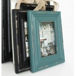 Bow-knot Wooden Wall Frame Set